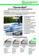 Thermo-Roof® Datenblatt
