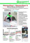 Thermo-Floor® S Datenblatt