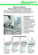 Thermo-Plan® Datenblatt
