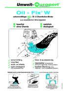 Oil-Fix W® Datenblatt