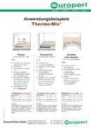 Thermo-Mix® Anwendungen